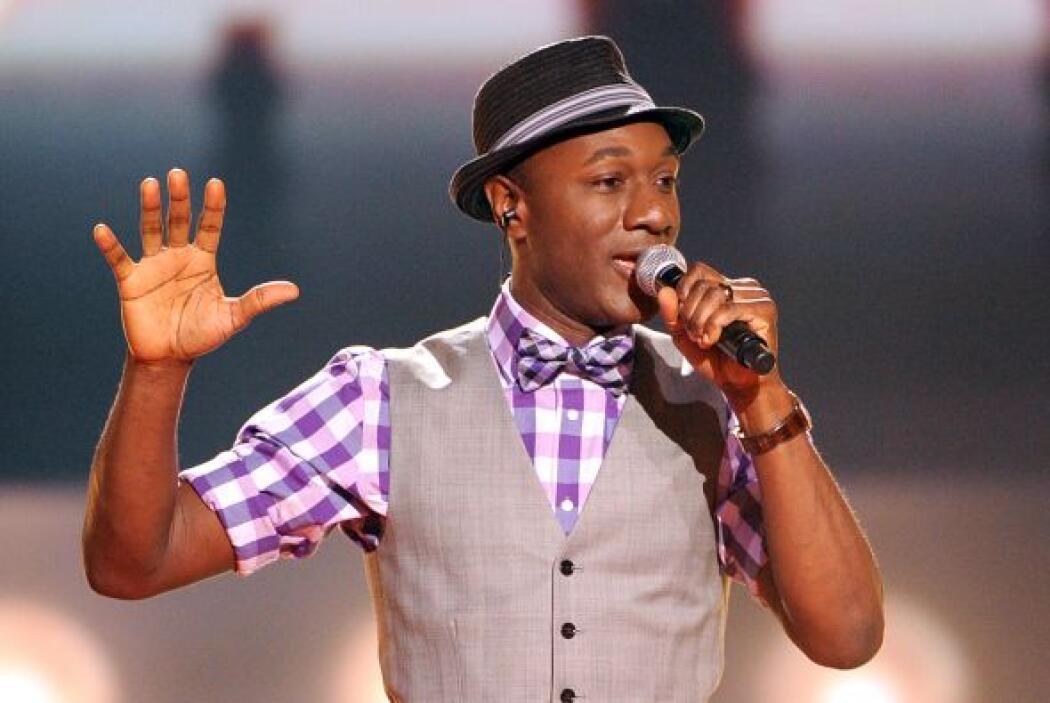 El cantante Aloe Blacc. Mira aquí los videos más chismosos.