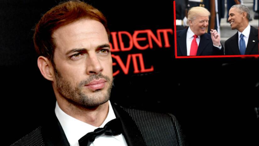 William Levy cree que el expresidente Barack Obama cometió un err...