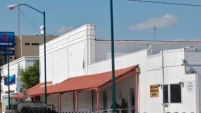 La consultora Strattfor alertó por la violencia en Nuevo Laredo.