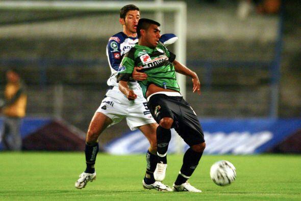 Para el Apertura 2007 los universitarios vencieron en semifinales a Sant...