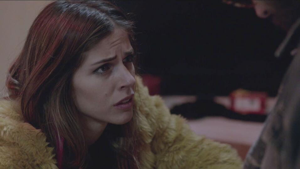 Stephanie Cayo es 'Milena' en 'La Hermandad'.