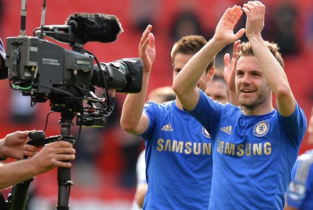 Acabó el partido y los 'Blues' sacaron tres puntos que les permiten segu...