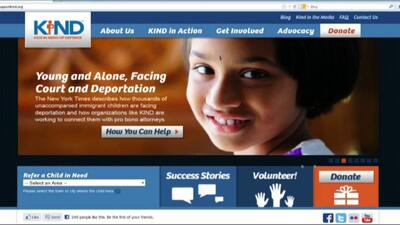 El programa de ayuda de Bill Gates y Angelina Jolie que ayuda a los indo...