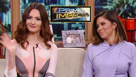 Michelle Galván debuta en Primer Impacto el día 13, ¿acaso es cuestión d...