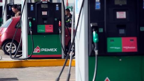 Gasolinaería de Pemex