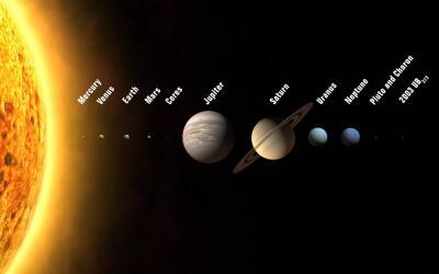 Descubren el mayor sistema solar del universo planetas.jpg