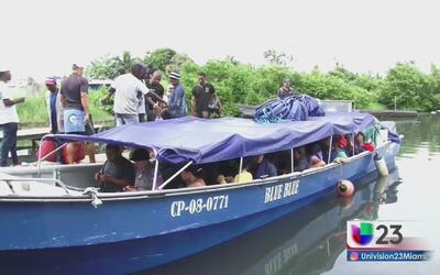 Cubanos optan por buscar la libertad en la selva colombiana
