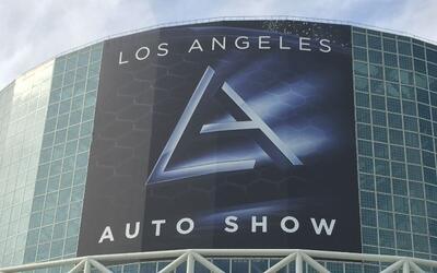 LA Auto Show 2016 Día 1