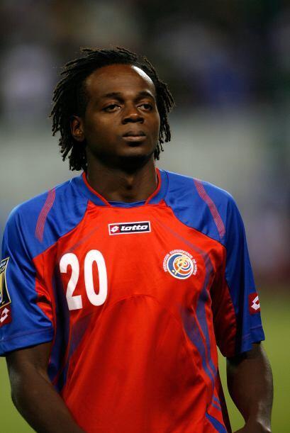 Aquella Copa Oro fue la última para el costarrincense Dennis Mars...