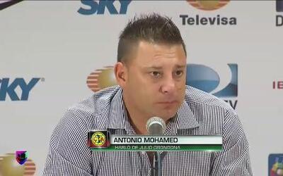 """Antonio Mohamed: """"El fútbol argentino está de luto"""""""