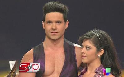 Eleazar Gómez fue el primer eliminado de Bailando Por Un Sueño