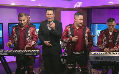 El grupo musical Revolución de Tierra Caliente se tomó el Auriespacio co...