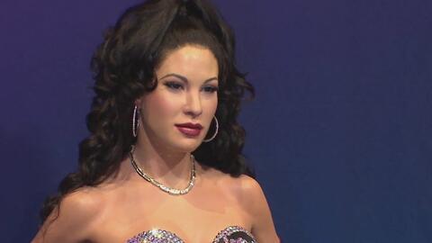 Selena Quintanilla ya tiene su estatua en el museo Madame Tussauds