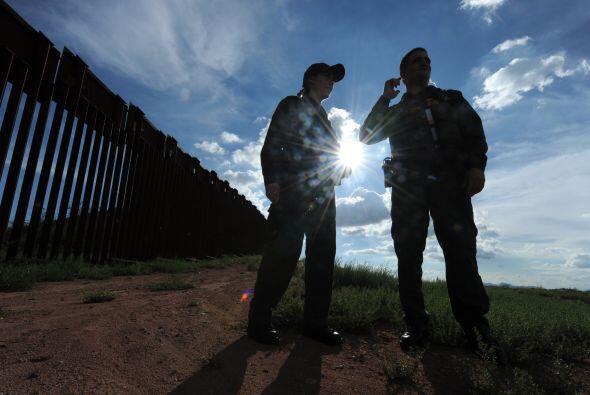 Manifestó que los agentes fronterizos han observado una nueva tendencia...