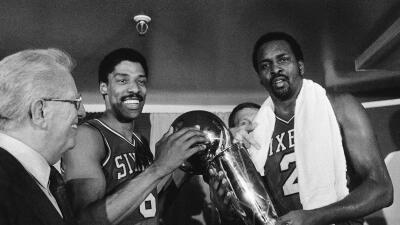 Los Sixers darán un homenaje a la leyenda.