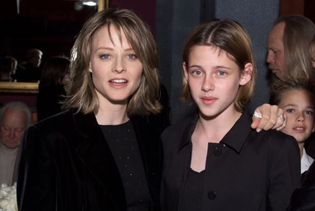 Conocimos a Kristen Stewart en 2002, cuando hizo el papel de la hija de...
