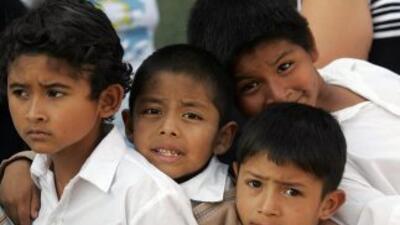 La mayoría de los niños y niñas menores de un año de edad son hijos de g...