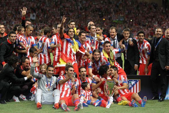 La Supercopa de Europa, un solo partido entre el ganador de la Champions...