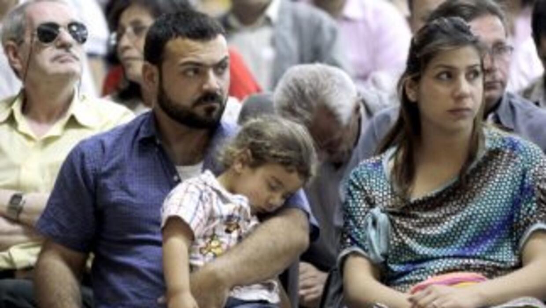 Refugiados en Jordania tienen la esperanza de que la visita del papa Fra...