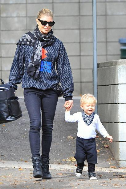 El pequeño es fruto de su relación con el actor de 'Transformers', Josh...