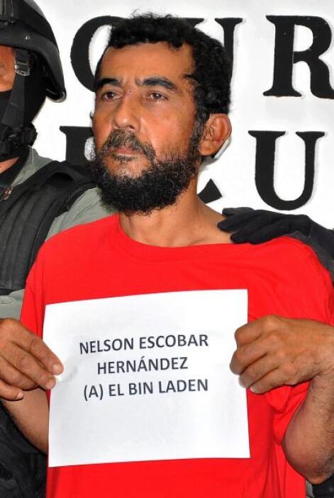 Esta fotografía publicada por Procuraduría General de Justicia el 4 de m...