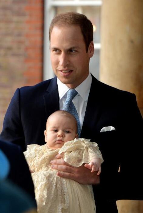 Los duques optaron por realizar una ceremonia sencilla, en donde sólo as...