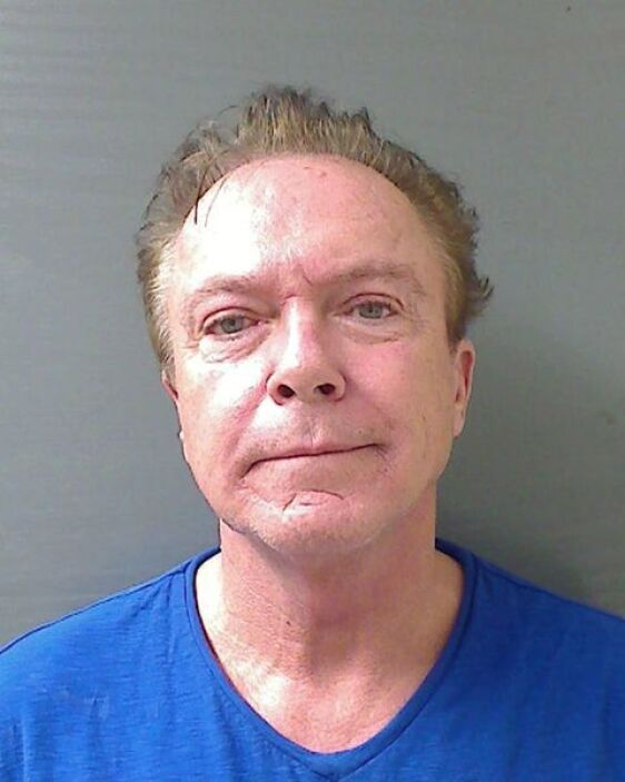 "David Cassidy, el galán adolescente de ""The Patridge Family"", fue deteni..."