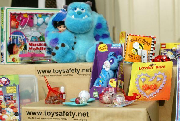 Muchos juguetes traen riesgos para los niños y seguramente no lo habías...