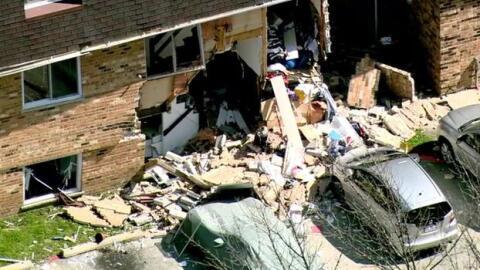 Explosión en Des Plaines