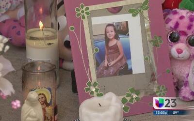 Siguen investigando asesinato de niña