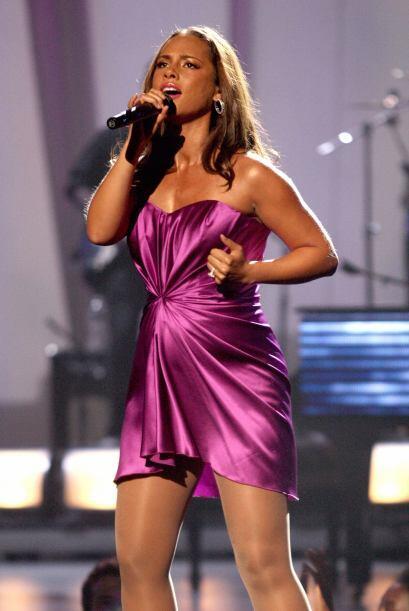 La cantante Alicia Keys anunció a mediados del 2010 que estaba em...