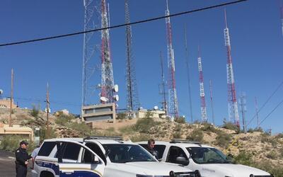 Vandalizan antenas de cadenas de televisión en Phoenix