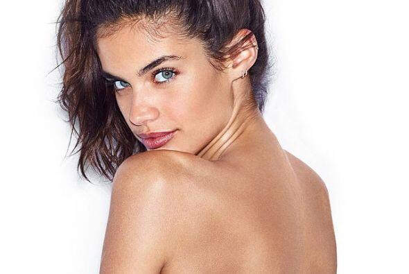 La modelo portuguesa hizo referencia a su imagen, explicando que siempre...