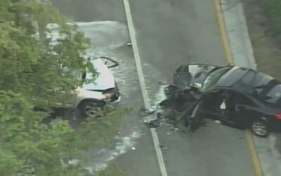 Dos jóvenes cubanas, en estado crítico tras aparatoso accidente en Coral...