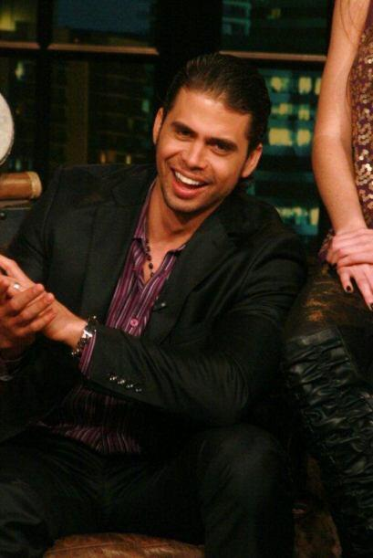 Este galán de telenovelas conquistó a las cachorritas con su sonrisa enc...