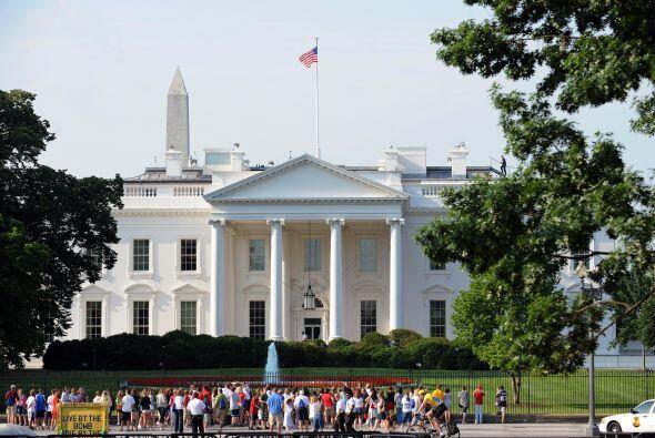 La Casa Blanca es la meta para recapturar el liderazgo del país, que man...