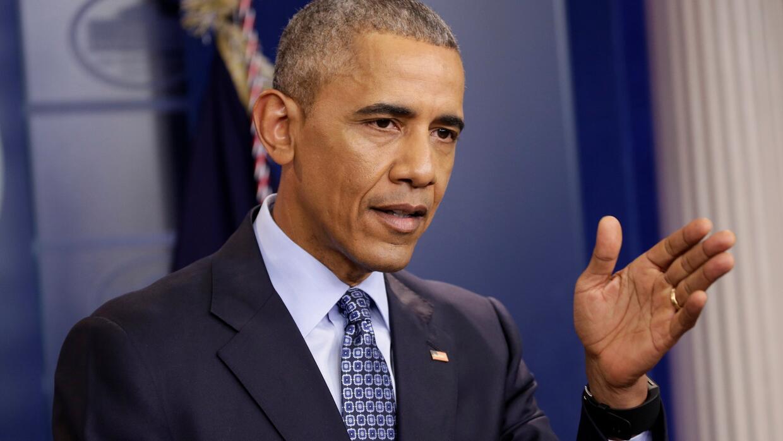 Obama promete seguir luchando por los dreamers aunque descarta la posibi...