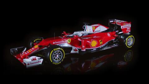 La histórica Scudería Ferrari se encuentra a las espaldas de Red Bull y...
