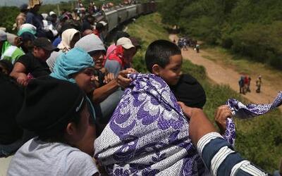 México sabía del éxodo de niños desde hace dos años