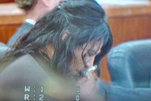 Trujillo rompió en llanto cuando se reveló la llamada que ella misma hiz...