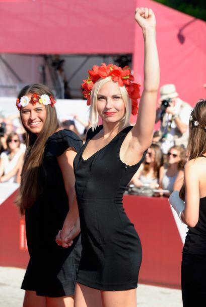 El objetivo de Femen es desarrollar el liderazgo, cualidades intelectual...