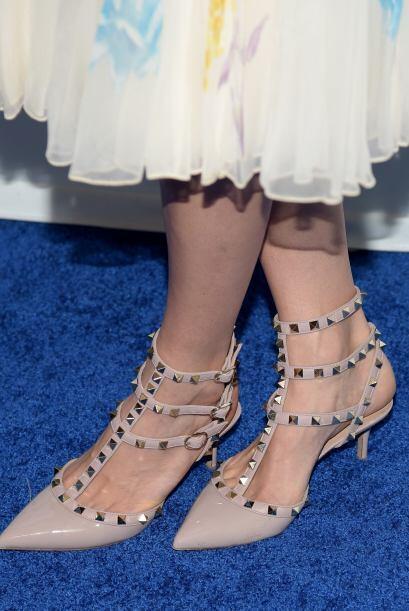 7. Zapatos amigos. Si utilizas faldas, descarta las sandalias con pulser...