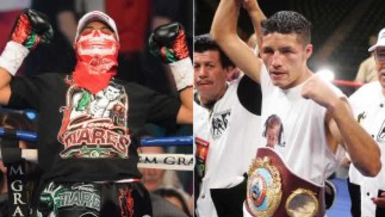 Abner Mares y Jhonny González prometieron dar una gran batalla.