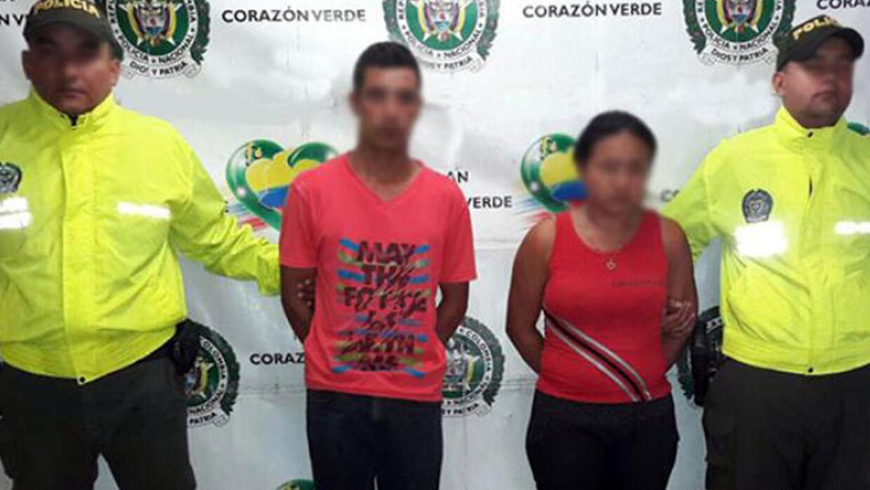Acusan a unos padres colombianos de matar de hambre a su bebé porque no...
