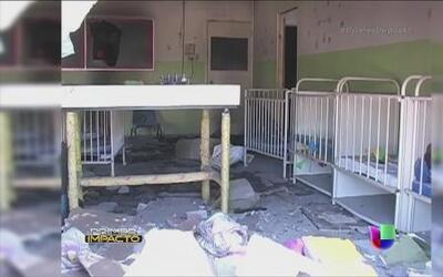 Testimonios sobre el incendio en el que murieron 49 niños en una guardería