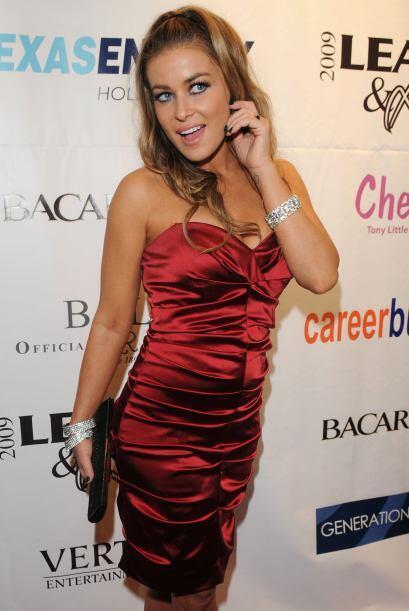 ¡Qué sexi es Carmen Electra! La estadounidense es modelo, a...