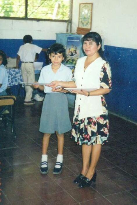 Marisela fue la única centroamericana de la competencia.  Mira la transf...