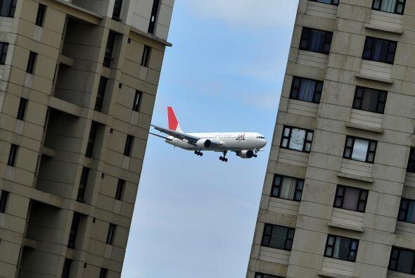 19 de enero de 2010- En esta ocasión Japan  Airlines caía derrotada por...
