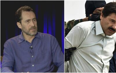 """El actor Demián Bichir señala que """"todo el mundo está tras el dinero de..."""