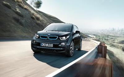 Imágenes BMW i3 2017